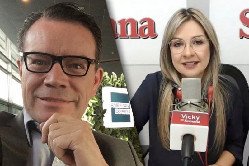 Vladdo culpa a Vicky Davila de «fracturar» al grupo Semana 1