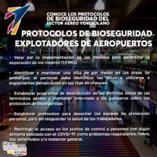 ¿Desea viajar? Estos son los protocolos de bioseguridad que debe cumplir en los aeropuertos del país 3