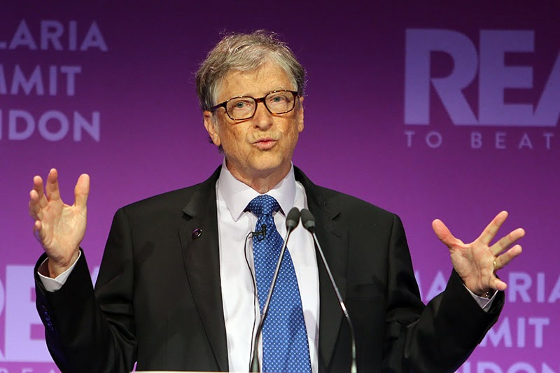 """La nueva """"profecía"""" de Bill Gates: Le puso fecha al final del coronavirus 2"""