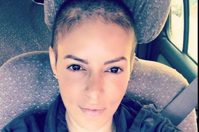 Josemith Bermúdez es internada en el hospital nuevamente 13