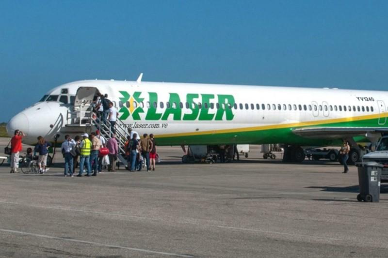 Aerolínea Laser anuncia que Panamá exigirá prueba PCR a sus pasajeros en la llegada de los vuelos 1