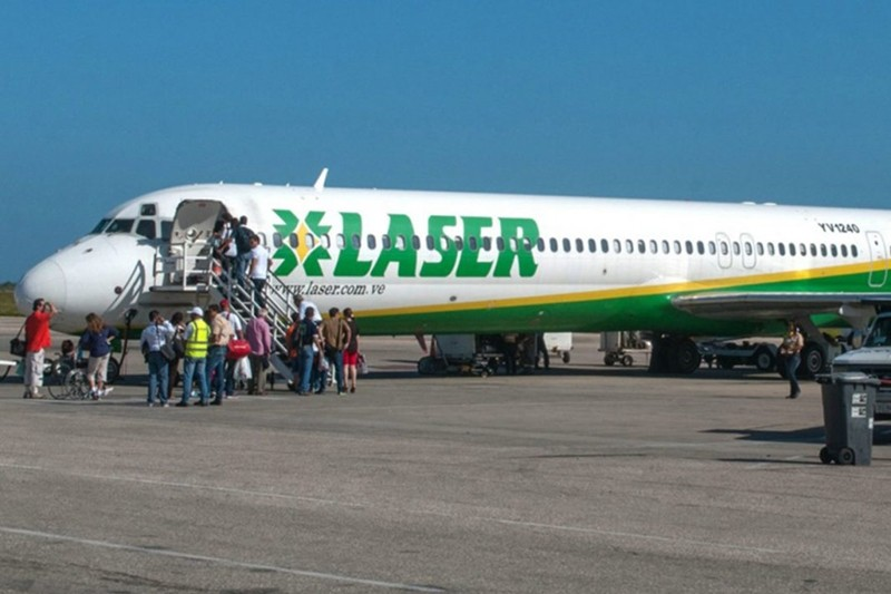 Aerolíneas anuncian suspensión de vuelos a Margarita tras orden de cuarentena radical por alza de casos de Covid-19 3