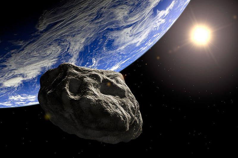 La NASA advierte que 3 asteroides de más de 20 metros de diámetro se acercarán peligrosamente a la Tierra (Video) 1