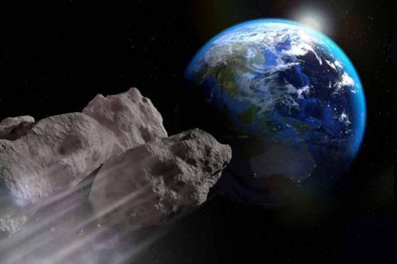 Al menos siete asteroides se acercarán a la Tierra en vísperas de Navidad 35