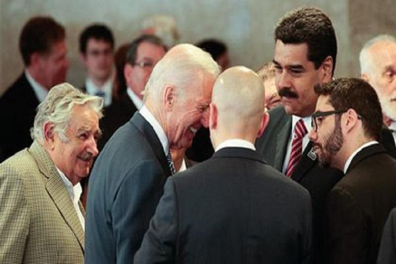 Aseguran que Biden buscará dialogar con el régimen de Maduro para revertir el plan de Trump 27