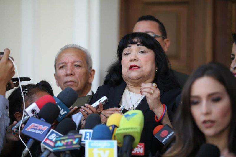 Muere la diputada de la Asamblea Nacional Bolivia Suárez por Covid-19 1