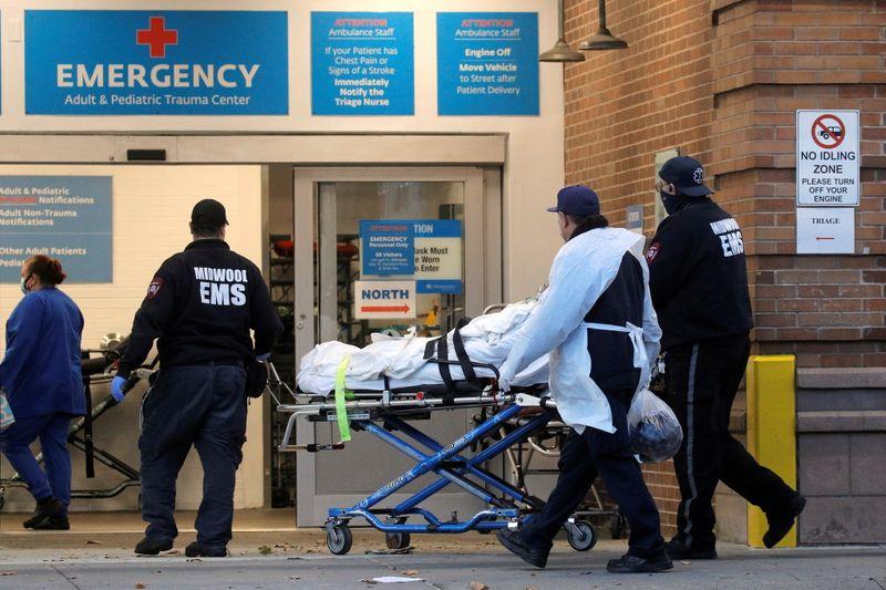 Paciente con covid-19 huye de un hospital por miedo a ser intubado (Video) 13