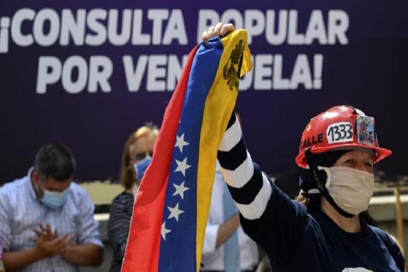 Estos son los puntos donde puedes acudir a la Consulta Popular en el sur-oeste de Caracas 37