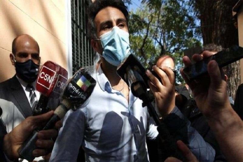 Fiscalía investiga los teléfonos de los médicos que atendían a Maradona para determinar si hubo negligencia médica 16