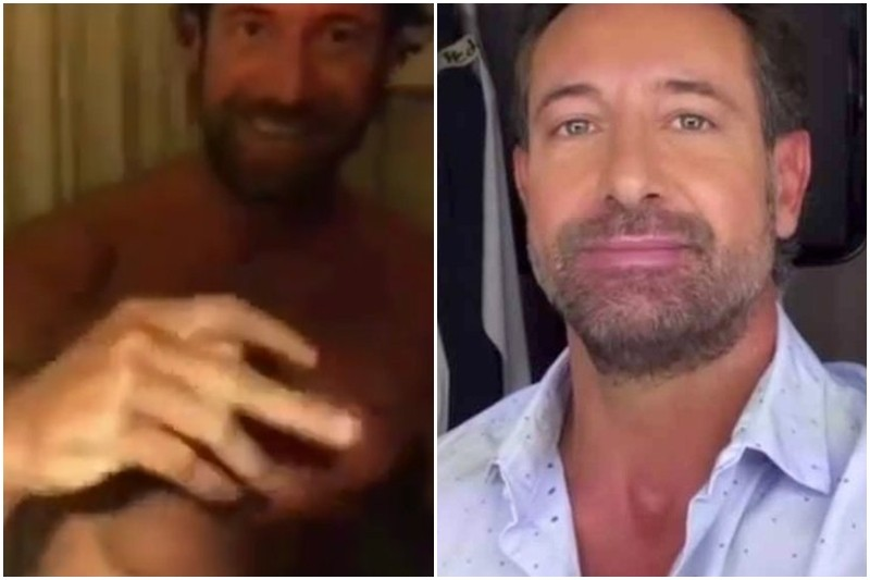 Filtraron candente video íntimo del actor mexicano Gabriel Soto 14