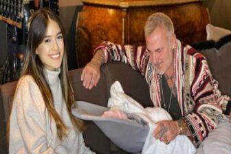 Con esta extraña enfermedad nació la bebé de Gianluca Vacchi y Sharon Fonseca 1
