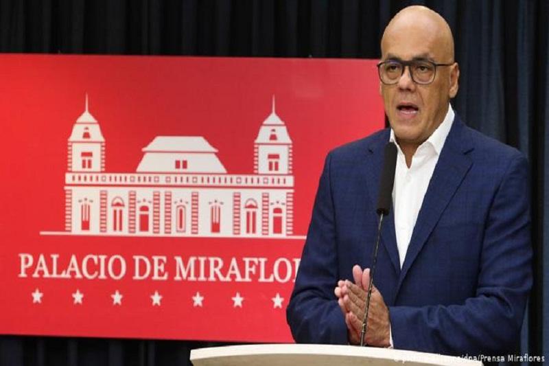 Maduro confirma que Jorge Rodríguez será el presidente de la AN 9
