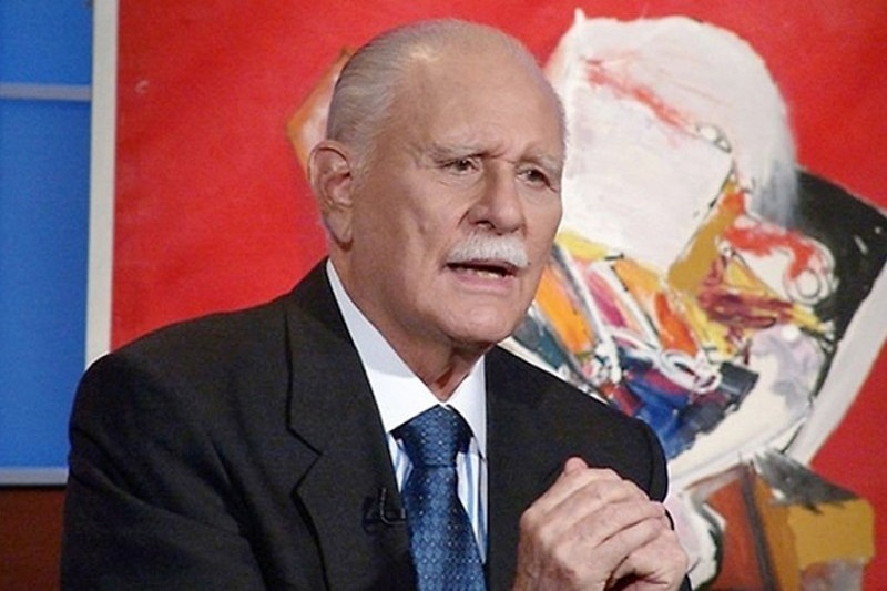 Familiares confirman el fallecimiento de José Vicente Rangel 2