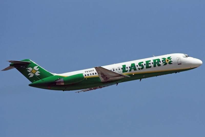 Cancelarán operaciones aéreas de Laser Airlines desde Maiquetía por incumplimiento de bioseguridad 1
