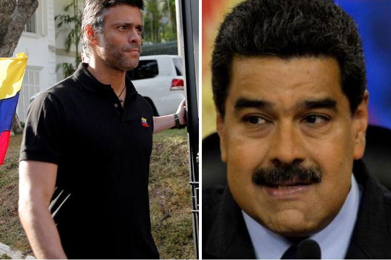 """Gobierno denuncia supuesto """"intento de ataque terrorista"""" de Leopoldo López 9"""