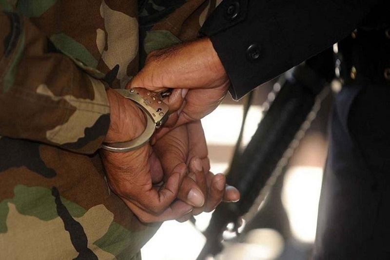 Detienen a seis militares y un camarero del palacio de Miraflores que portaba explosivos 9