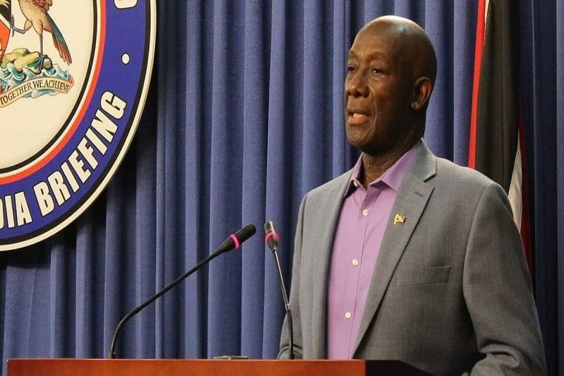El primer ministro de Trinidad y Tobago se disculpa por declaraciones sobre el naufragio en Güiria 7