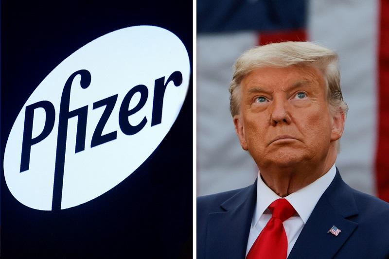 """Trump exigió a la FDA aprobar la vacuna de Pfizer contra el COVID-19: """"¡Dejen de jugar y comiencen a salvar vidas!"""" 26"""