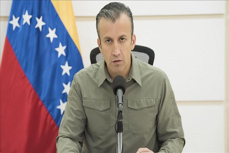 Tareck El Aissami acusó a Iván Duque de haber autorizado «atentado terrorista» contra la Refinería El Palito 1
