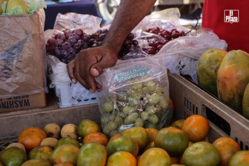 Conozca el precio de infarto de las uvas para recibir el Año Nuevo 2