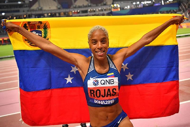 Yulimar Rojas obtiene el premio Silvestre del Año como Mejor Atleta de 2020 (Video) 1