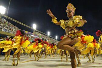 Alcaldía de Río de Janeiro canceló la celebración del llamativo Carnaval en 2021