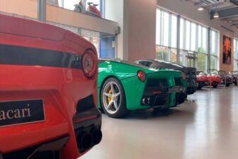 Hasta US$ 1.9 millones puede costar uno de los vehículos de la Ferrari en Caracas (Precios-modelos)