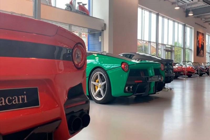 Hasta US$ 1.9 millones puede costar uno de los vehículos de la Ferrari en Caracas (Precios-modelos) 1
