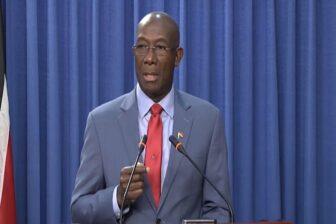 Keith Rowley, primer ministro de Trinidad, hospitalizado por dolores en el pecho 1