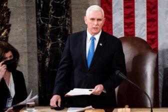 El Congreso de EEUU ratifica a Joe Biden como presidente electo 1