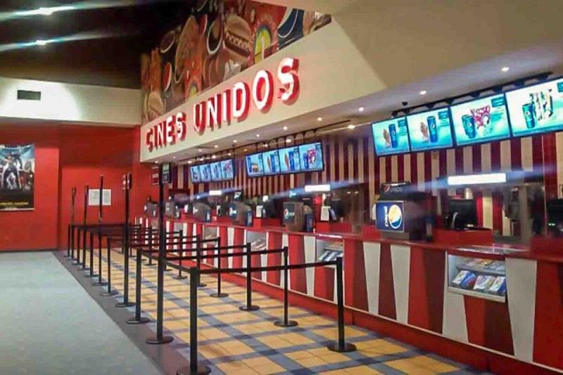 Estos son los precios de las entradas para Cines Unidos 1