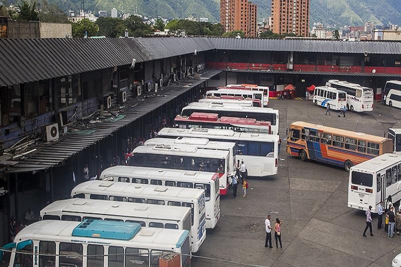 Terminales terrestres estarán operativos durante la semana de flexibilización 6