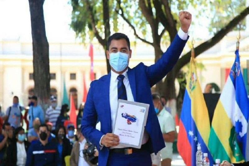 Murió en un accidente de tránsito el diputado del Parlamento chavista Fernando Ríos 1
