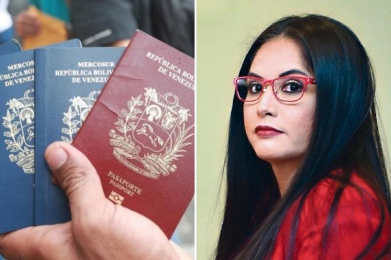 Diputada panameña a quien acusan de xenofobia pidió anular decreto que autorizó a aceptar los pasaportes vencidos de venezolanos 2