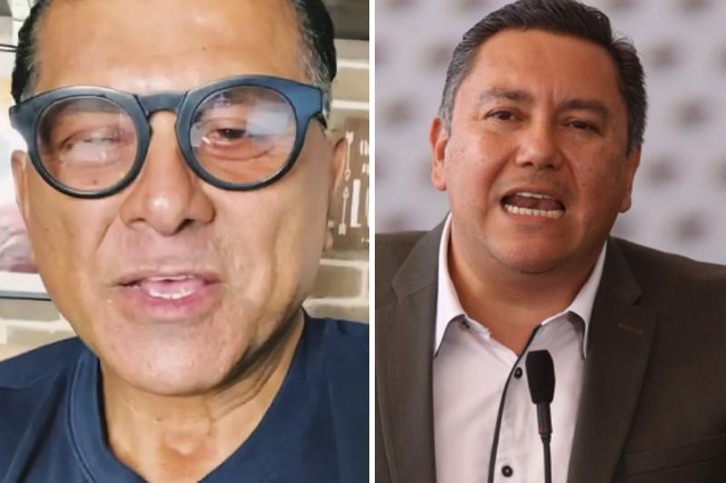 Así se burló Franklin Virgüez de la retención y posterior expulsión de Javier Bertucci de EEUU 2