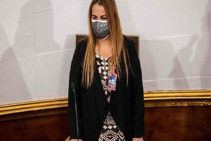 """Iris Varela aseguró que donde vea a Guaidó lo detendrá: """"Lo pongo a la orden de la autoridad"""" 1"""