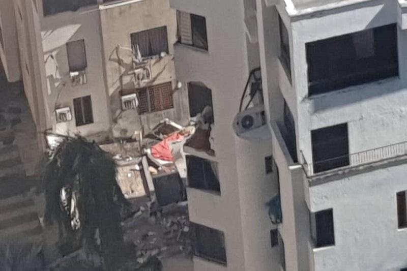 Divulgan las primeras imágenes tras la terrible explosión de apartamento en Valencia, Carabobo (Fotos) 1