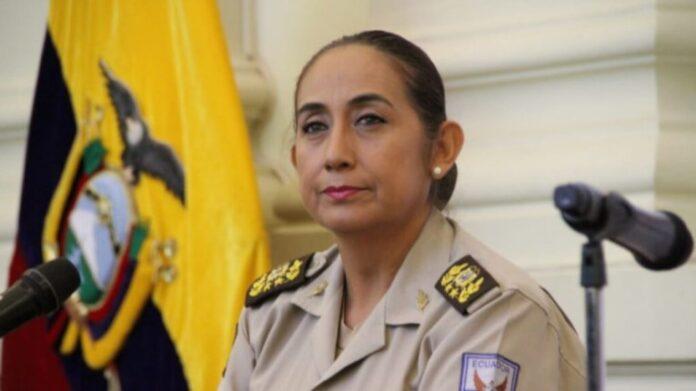Ecuador designa a la primera mujer como comandante general de la Policía 6