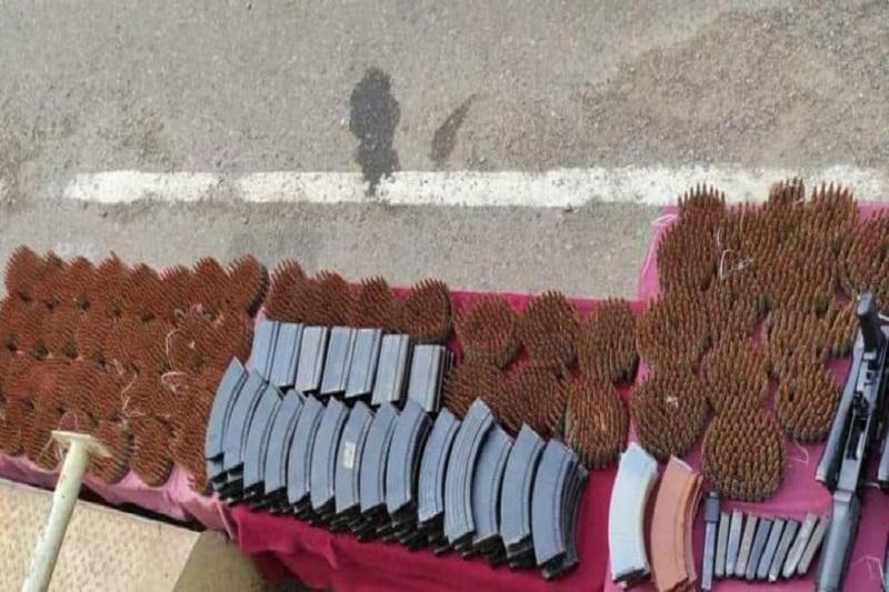 Armas de guerra eran llevadas a la zona Sur del estado Bolívar 2