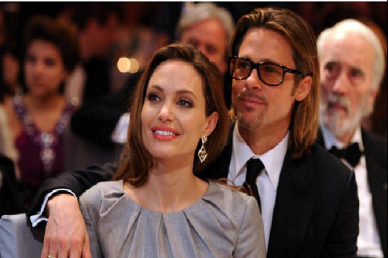 Angelina Jolie demanda a Brad Pitt por abuso infantil 1