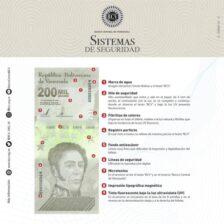 Estos son los elementos de seguridad de los nuevos billetes del cono monetario (Fotos) 3