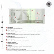 Estos son los elementos de seguridad de los nuevos billetes del cono monetario (Fotos) 2