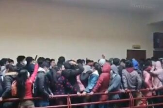 Al menos cinco estudiantes fallecidos en una universidad (Video)