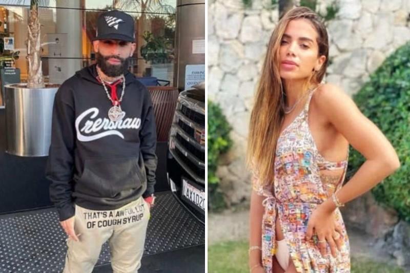 Anitta reveló detalles de la conversación que tuvo con Arcángel tras encontronazo 18
