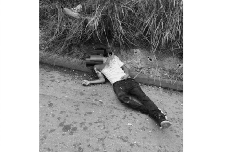 Localizan cadáver de un hombre en plena vía pública 4