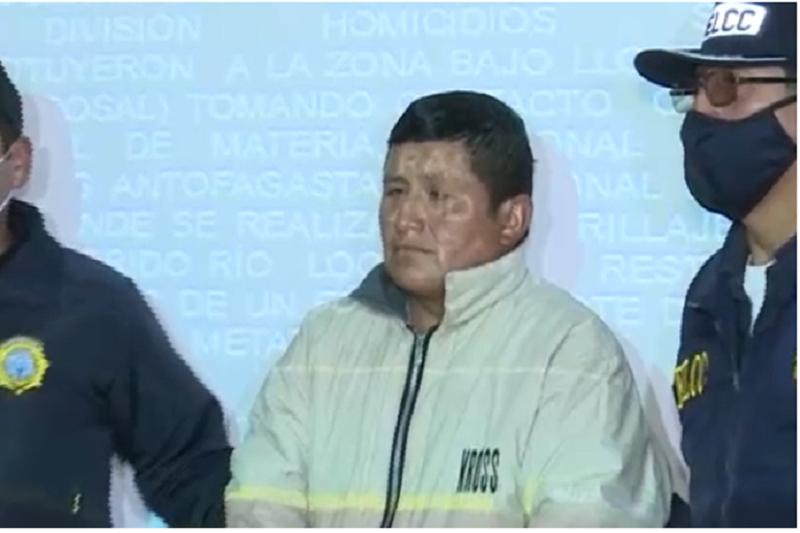Detenido sujeto que descuartizó a su hijastro con la ayuda de sus hijos menores 2