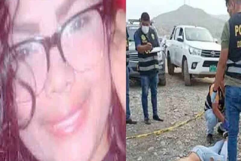 Violan y asesinan a venezolana en Perú 5