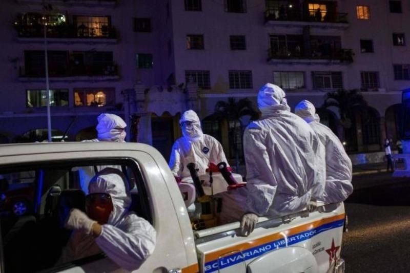 Más de 500 trabajadores de la salud han muerto durante la pandemia en Venezuela 28