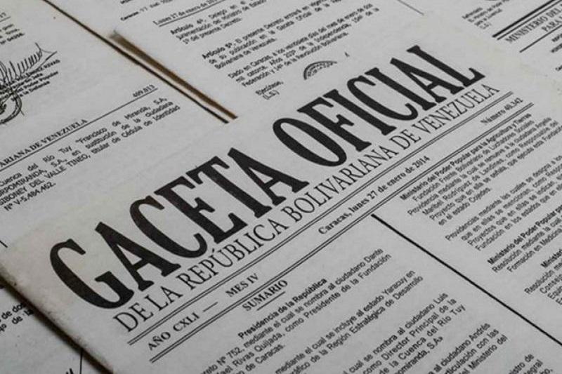 En Gaceta Oficial suspensión de pago de alquileres comerciales y viviendas 1