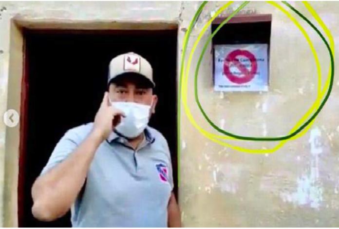 Alcalde que marcó las casas de contagiados en Yaracuy tiene Covid-19 3